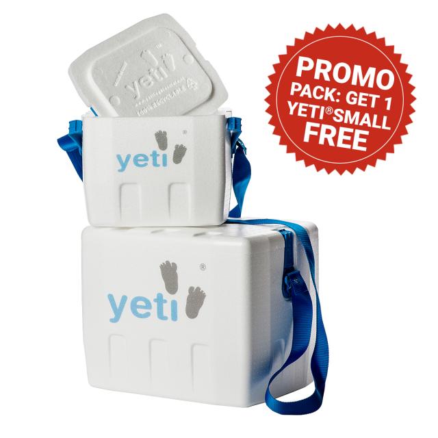 Promo Pack Yeti